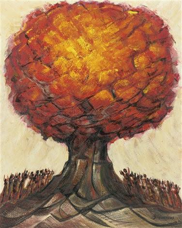 árbol De La Vida By David Alfaro Siqueiros On Artnet