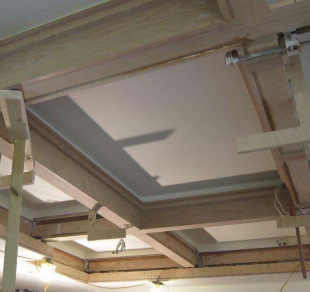 produzione soffitti a cassettoni