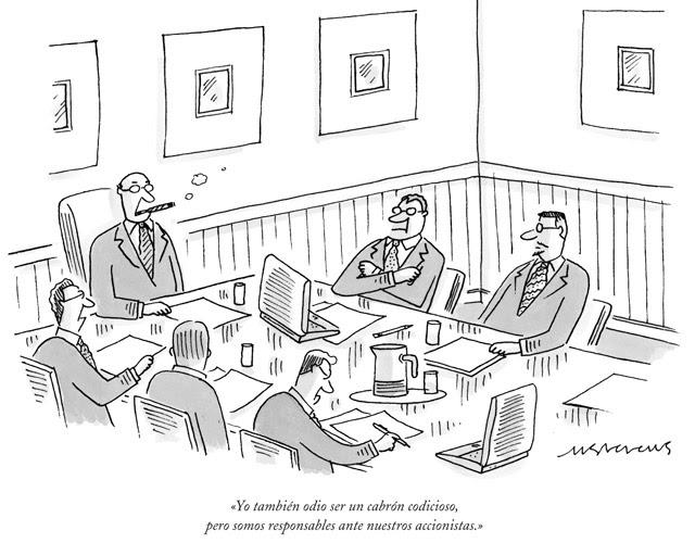 capitalismo, accionistas, capitalismo en acción