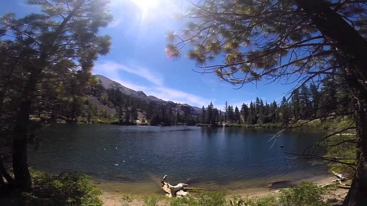 140725 A Hike From Leavitt Meadows Campground To Lane Lake