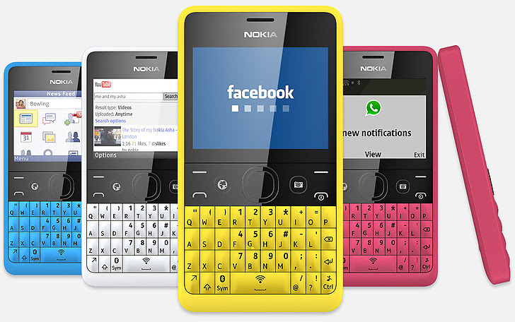 Download Firmware Nokia Asha 210 RM-924 v04.12 BI Only