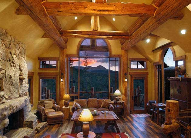 Incredible Log Home Interiors 630 x 455 · 79 kB · jpeg