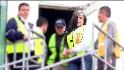 EE.UU. entrega a Mxico a famosa narco 'Reina del Pacfico'