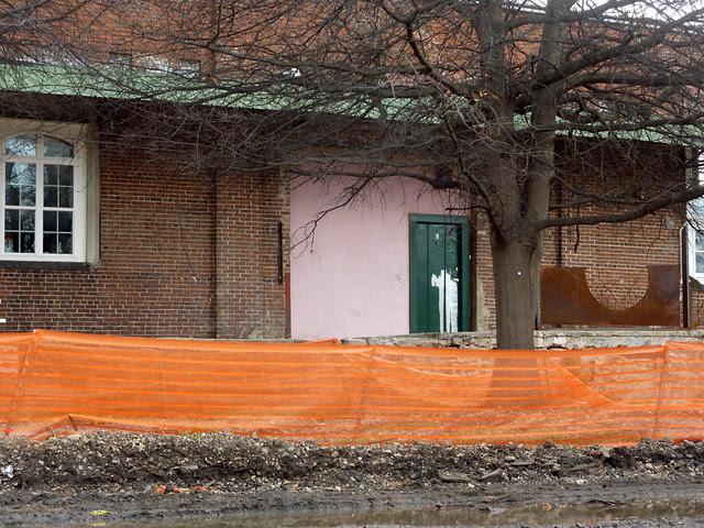 P1030888-2012-01-12--Virginia-Cotton-Docks-Beltline-Doors-Green-Pink