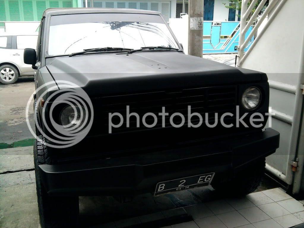 WTS Nissan Patrol Antik Jual Santai