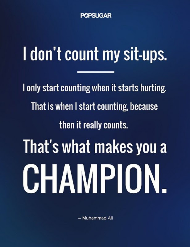 Heart Of A Champion Quote Quote Number 615219 Picture Quotes