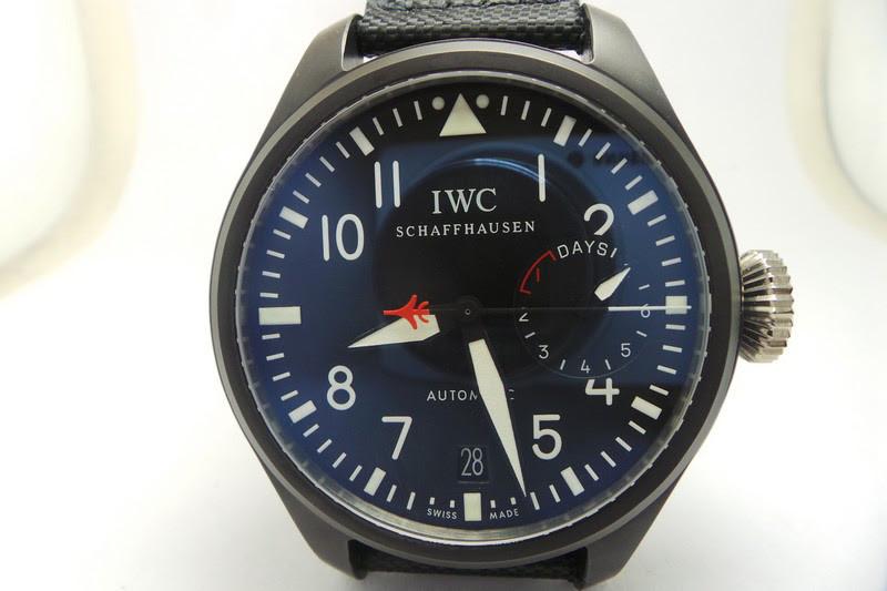 IWC Big Pilot Top Gun Replica