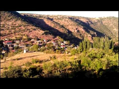 Bozkır Dere Kasabası Video Görünümü