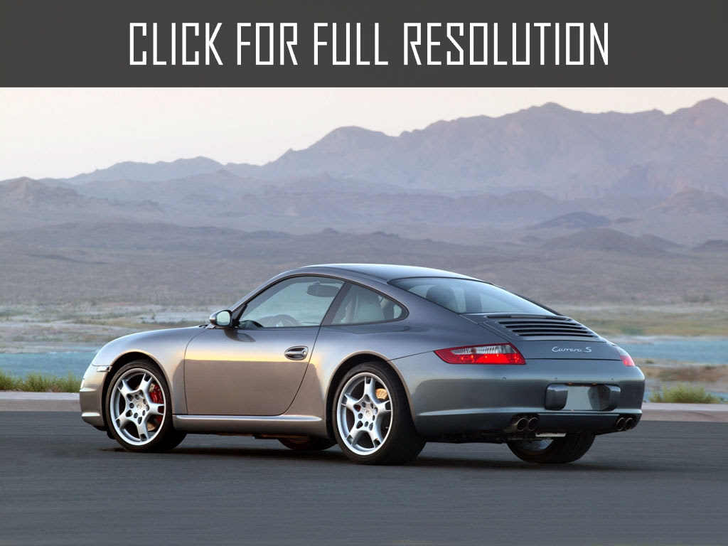 2007 Porsche 911 Carrera - news, reviews, msrp, ratings with amazing images
