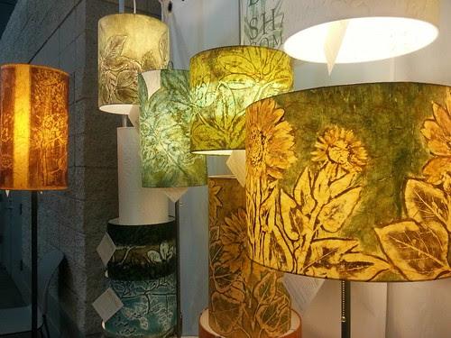 Belfast Bay Shade Company lampshades