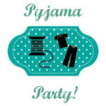 pyjama-party-badge