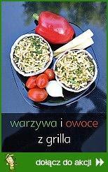 Warzywa i owoce z grilla