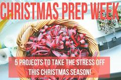 Christmas Prep Title