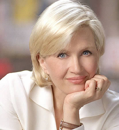 Is this Diane Sawyer after having plastic surgeries? (image hosted by http://homelessinportland.tumblr.com)
