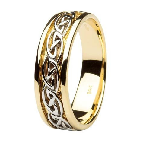 ShanOre Celtic Wedding Band, Mens, Size 9   eBay