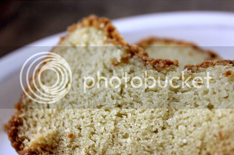 Avocado Pound Cake by freshfromthe.com