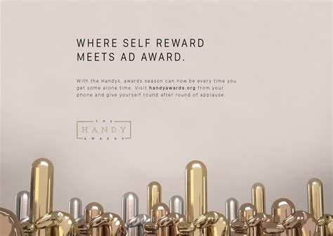 introducing  handys  award show  advertisings