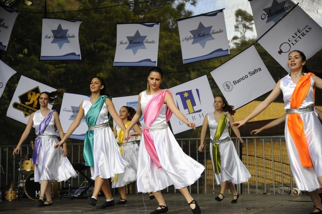 BH recebe a 27ª Festa de Israel