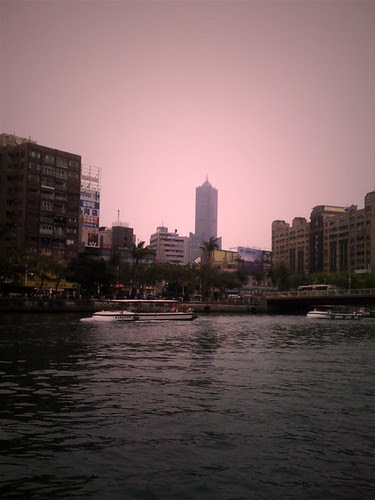 Love River - the 85 Tower