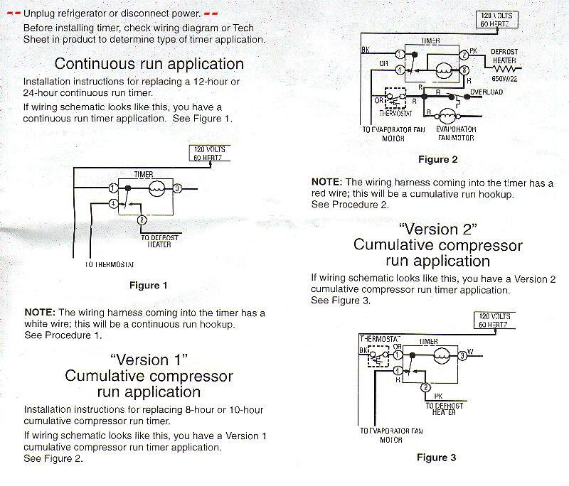 Whirlpool Defrost Timer Wiring Diagram - Wiring Site Resource | Ge Defrost Timer Wiring Diagram |  | Wiring Site Resource