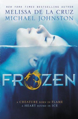 Frozen: Heart of Dread, Book One by Melissa de la Cruz