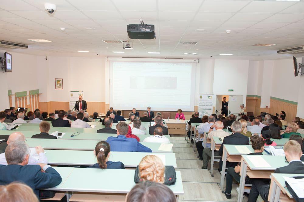 A patra Conferință internațională Agricultură pentru viață, viață pentru agricultură