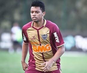 Atacante André - Atlético-Mg (Foto: Bruno Cantini / Globoesporte.com)