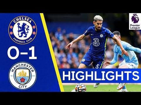 Watch Highlight: Chelsea Vs Manchester City (0:1)