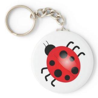 Ladybug| Keychain keychain