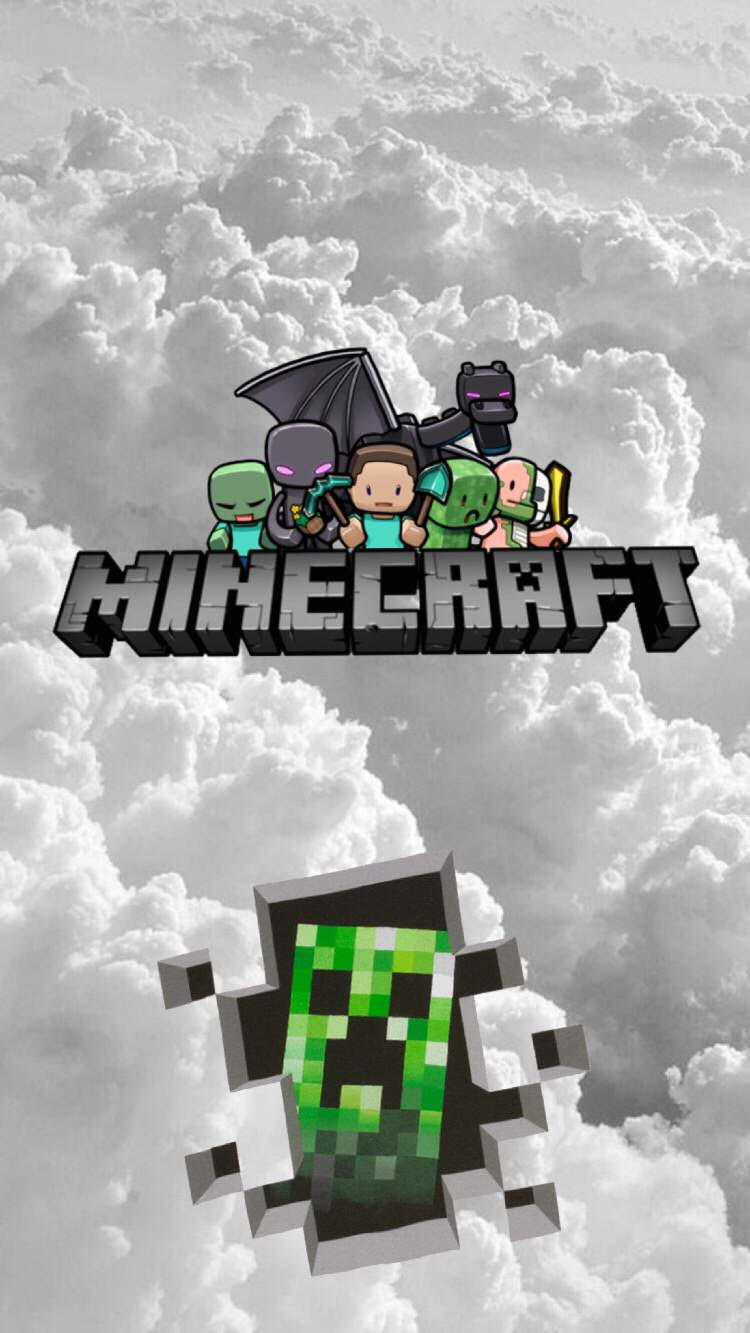 Would You Want This Minecraft Wallpaper For Your Phone
