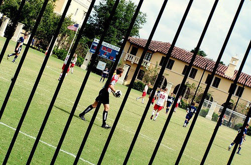 Soccer is life.......
