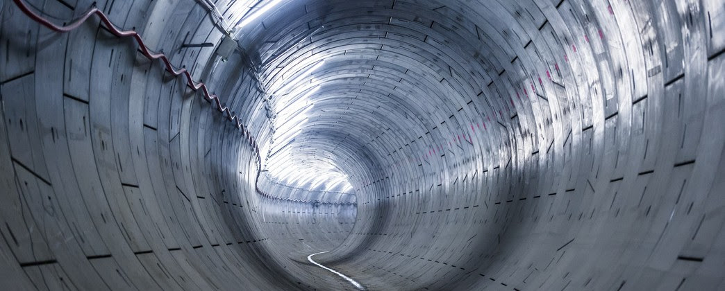 Win an exclusive tour of a Crossrail tunnel