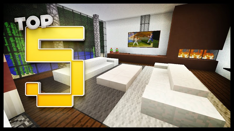 Ideas For Best Bedroom Designs Minecraft pictures