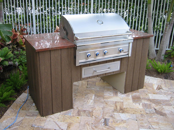 Outdoor Kitchen Ideas Gas Grill Photograph | bbq grill is th