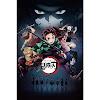 Demon Slayer Kimetsu No Yaiba Poster