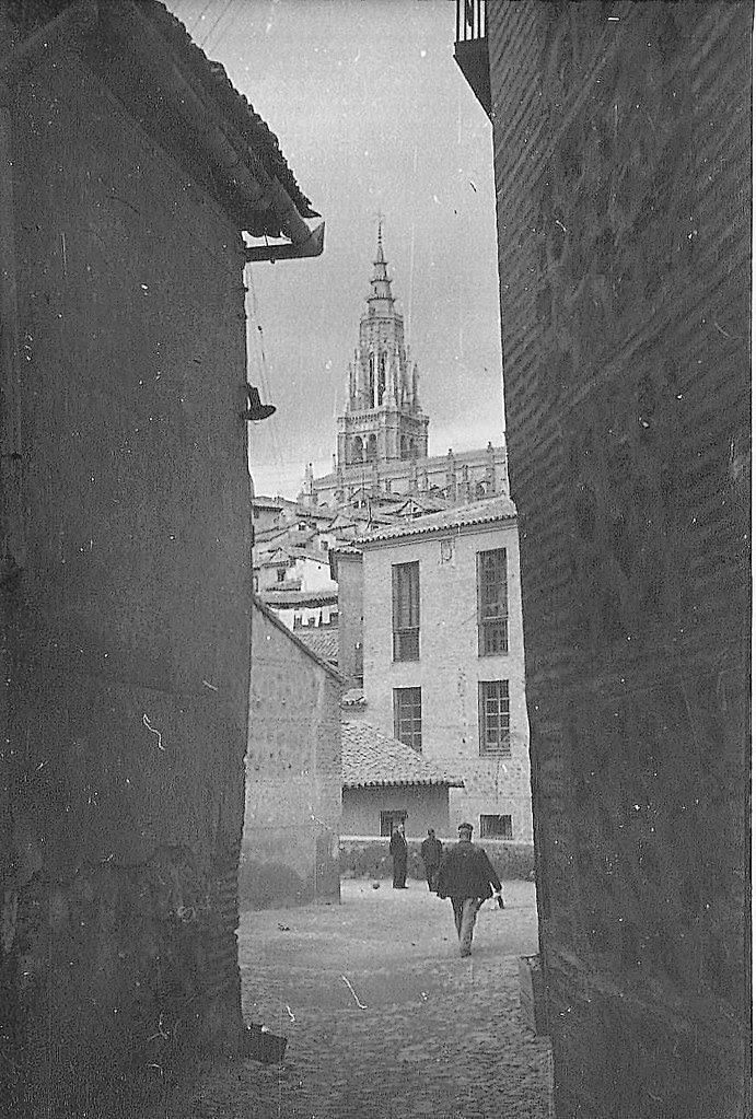 Catedral de Toledo desde San Lorenzo.  Fotografía de Eduardo Butragueño Bueno