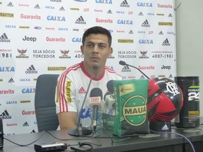 Ayrton Flamengo (Foto: Fred Gomes / GloboEsporte.com)