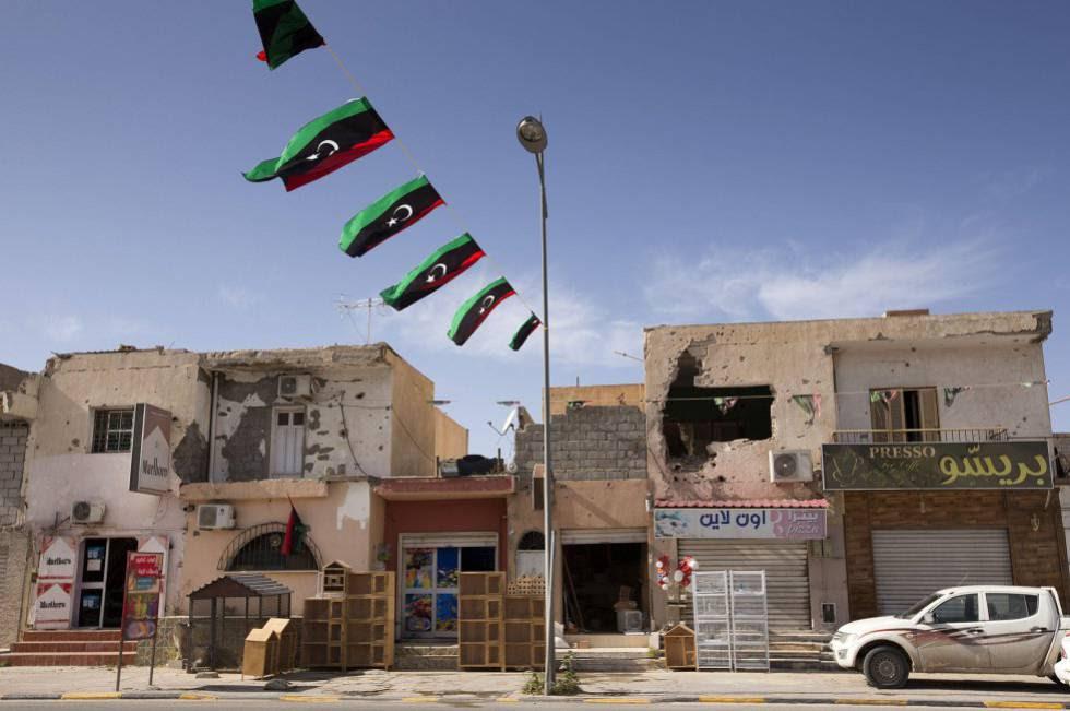 Fotogalería: 'Las heridas abiertas de Misrata'