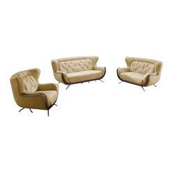 Leather Sofa Wood Sofas on Houzz