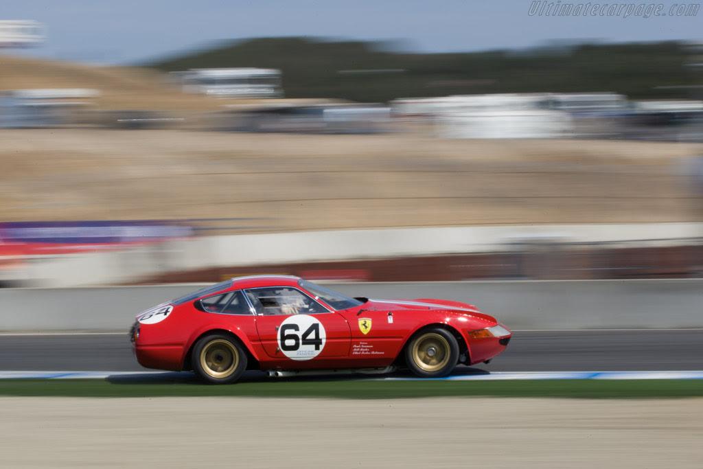 Rolex Encyclopedia The Ferrari 365 Gtb 4 Daytona Competizione The Beast