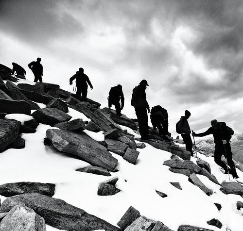 Torridon Munros - Scottish Highlands (Explored) por Michael~Ashley