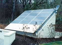 Solar Power : Solar arrays