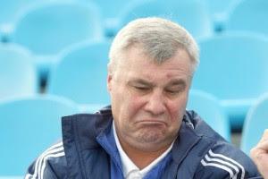 Демьяненко пока не хочет тренировать сборную Украины