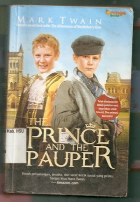 DARE TO SAY #1, THE PRINCE AND THE PAUPER BY MARK TWAIN