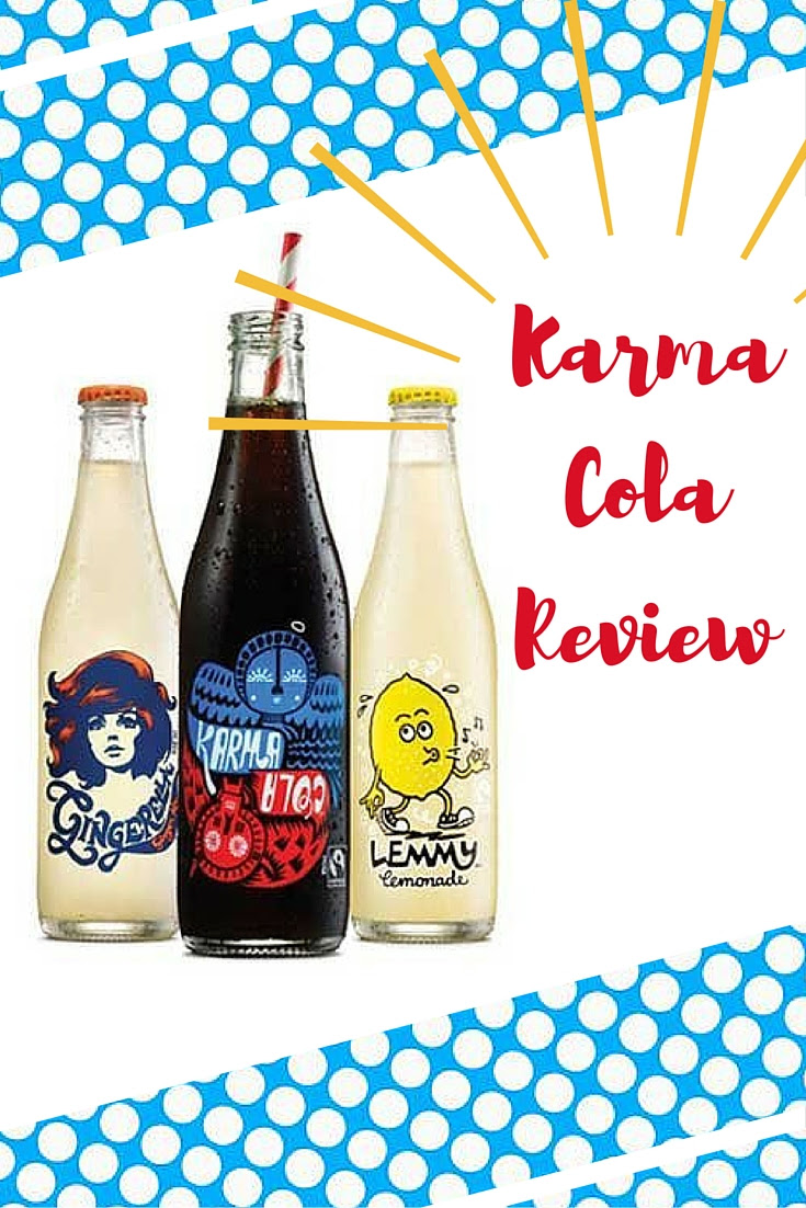 Karma Cola Review