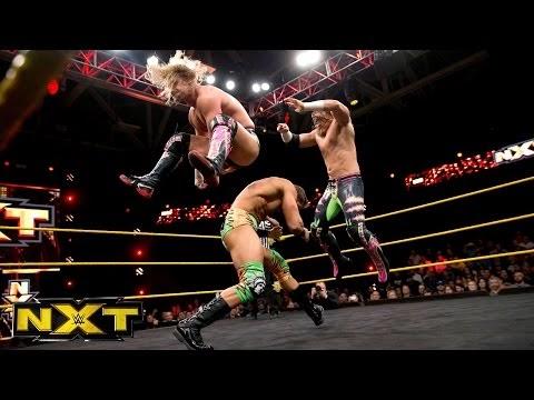 WWE NXT 27 April