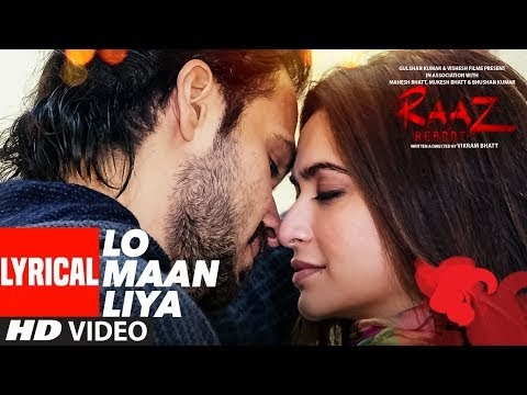 लो मान लिया Lo Maan Liya Hindi Lyrics – Raaz Reboot