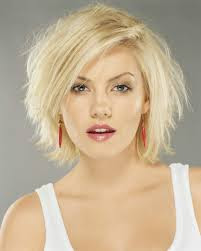 Hairstyles for round faces critical