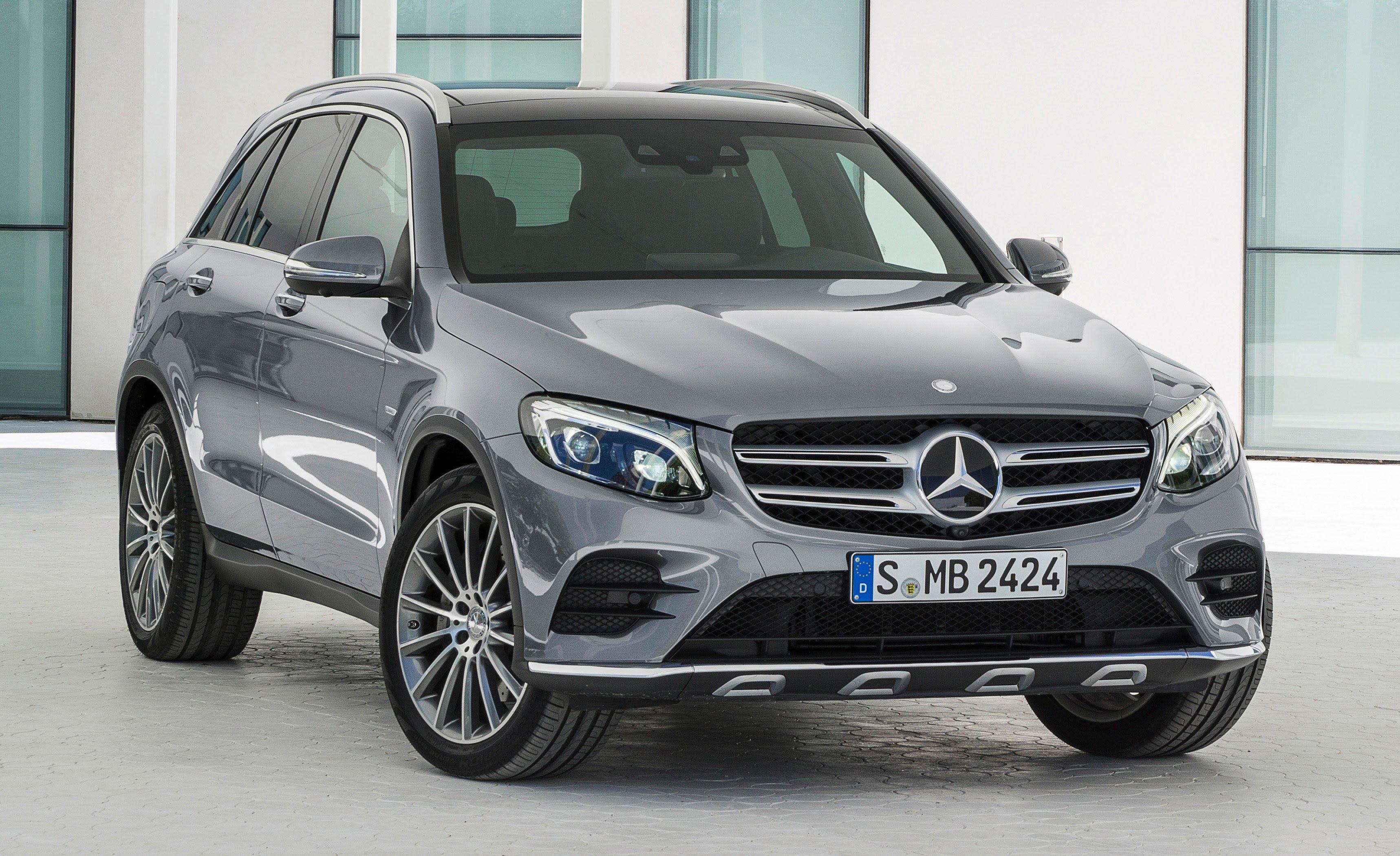 MercedesBenz GLC unveiled  the SUV sweet spot?