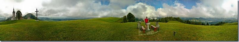 18 360 panorama z razgledne točke